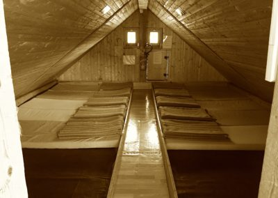Dortoir Refuge du Grenairon